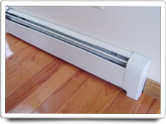 baseboard heat electric care