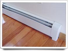 baseboard heat electric care