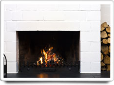 fireplace wood burning care
