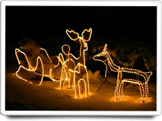 holiday lighting care