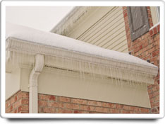 roof gutters care