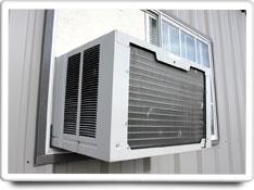 room air conditioner care