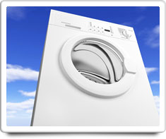 image of clothes dryer  (electric)