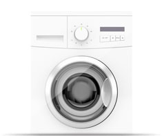 image of clothes dryer  (gas)