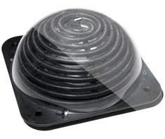 image of pool heater (solar)