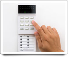 image of security system