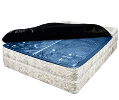 image of water beds