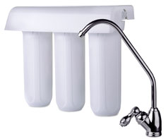 image of whole house water filter