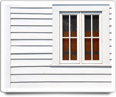 image of wood siding