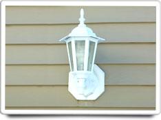 outdoor lighting care