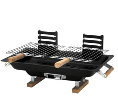 image of barbecue grill (hibachi)