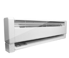 image of baseboard heating