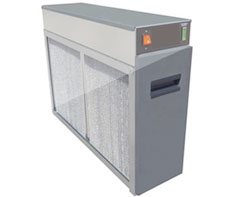 image of electronic air cleaner