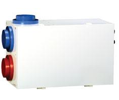image of fresh air heat exchanger