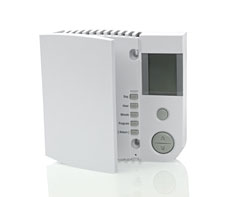 image of programmable thermostat