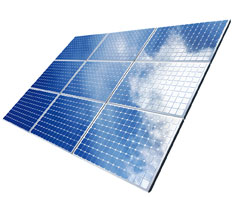 image of solar power (thermal)